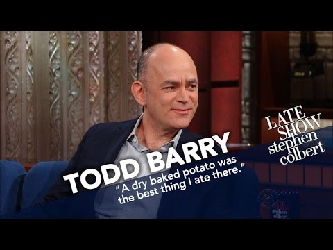 Todd Barry Once Fought With Jon Stewart Over A Dave Matthews