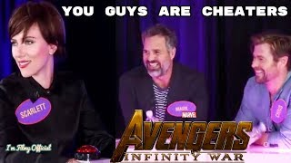 Baixar Avengers 4: Endgame Cast Play Family Feud - Try Not To Laugh 2018