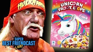 Video Friendcast is up! SBFC 255: Hulk Hogan Needs His Loops download MP3, 3GP, MP4, WEBM, AVI, FLV Juli 2018