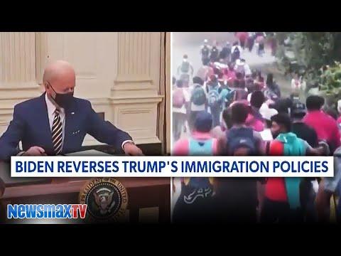 "A borderless nation, ""this is a crisis"" | Senator Marsha Blackburn"