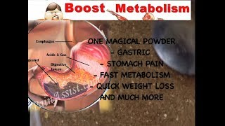 Miracle powder for weight loss, fast metabolism, slimming, constipation and many Stomach diseases