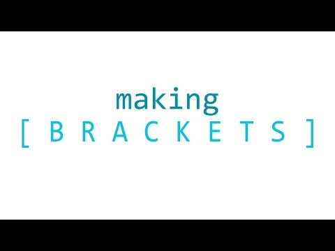 MAKING A TOURNAMENT BRACKETING WEBSITE