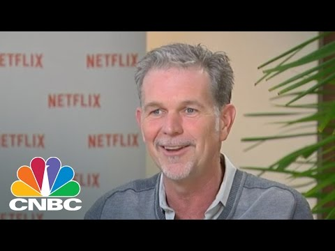 Netflix CEO Reed Hastings: Ready For HBO  CNBC