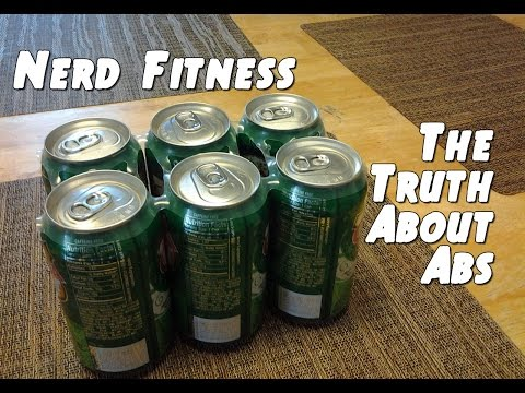 Nerd Fitness The Truth About Abs