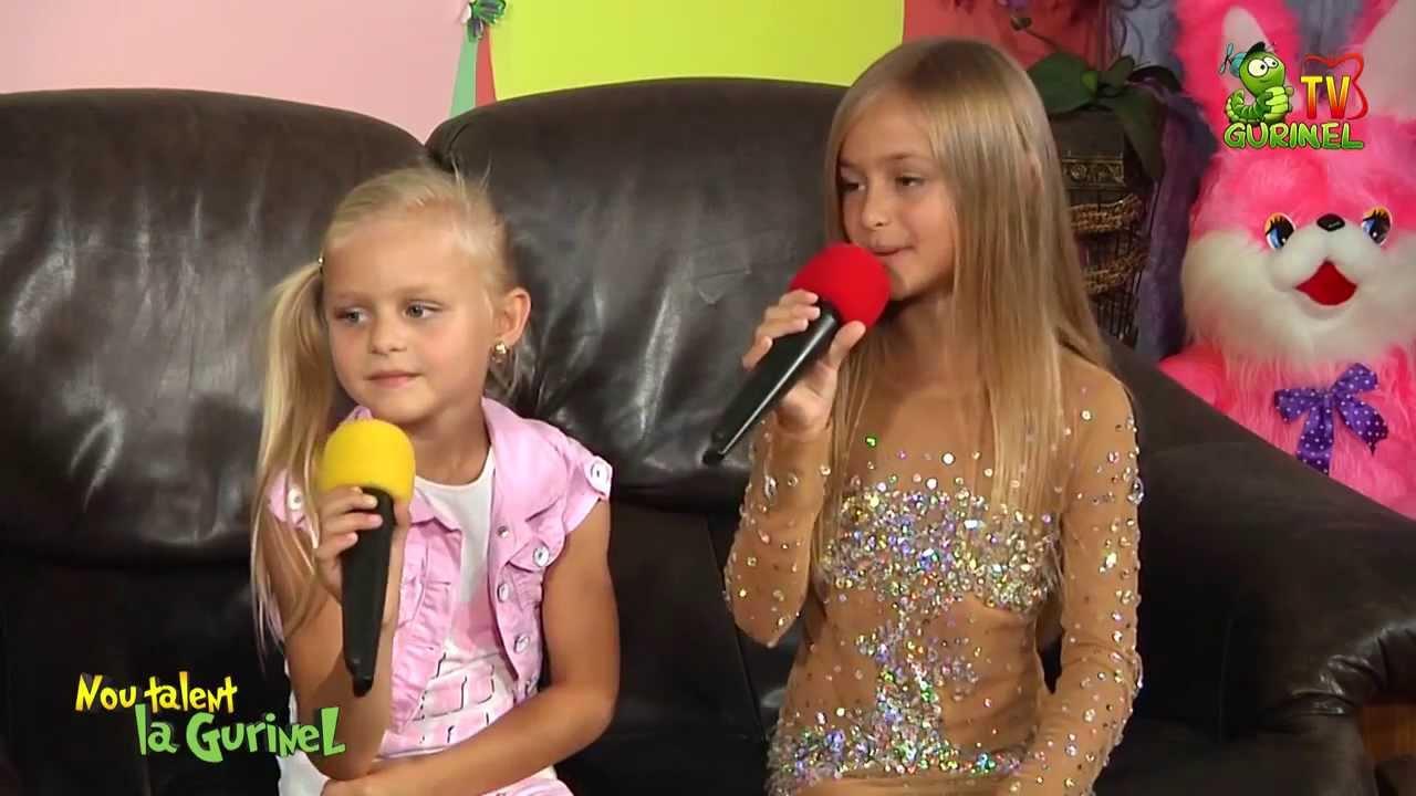 Fanele lui ISTRATI: Iuliana si Ana Beregoi (Nou talent la Gurinel )