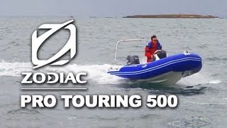 Zodiac Pro Touring 500 | Rigid Inflatable Boats (RIB)