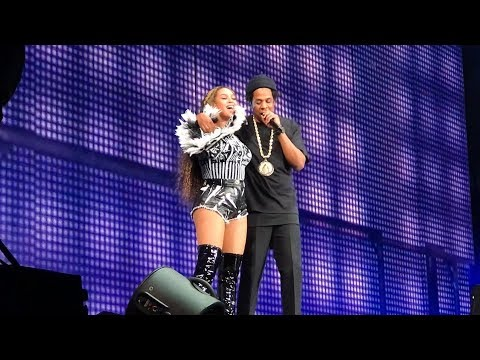 Beyoncé and Jay-Z - Drunk In Love Global Citizens Festival Johannesburg, SA 12/2/2018