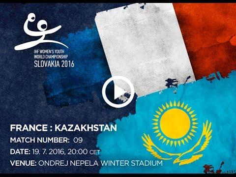 FRANCE : KAZAKHSTAN