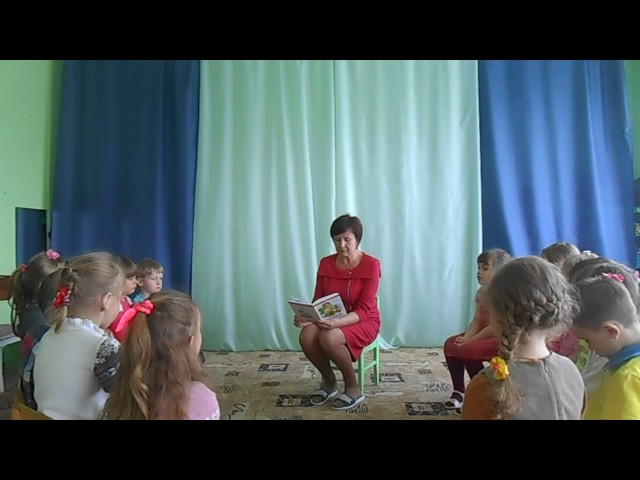 Изображение предпросмотра прочтения – ТатьянаПанасенко читает произведение «Митины друзья» Г.А.Скребицкого