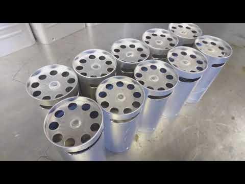 Pro Alloy Maserati LHM oil tank production