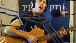 Asaf Avidan And The Mojos - Brickman (Live at Radio Tel Aviv) Oct 09