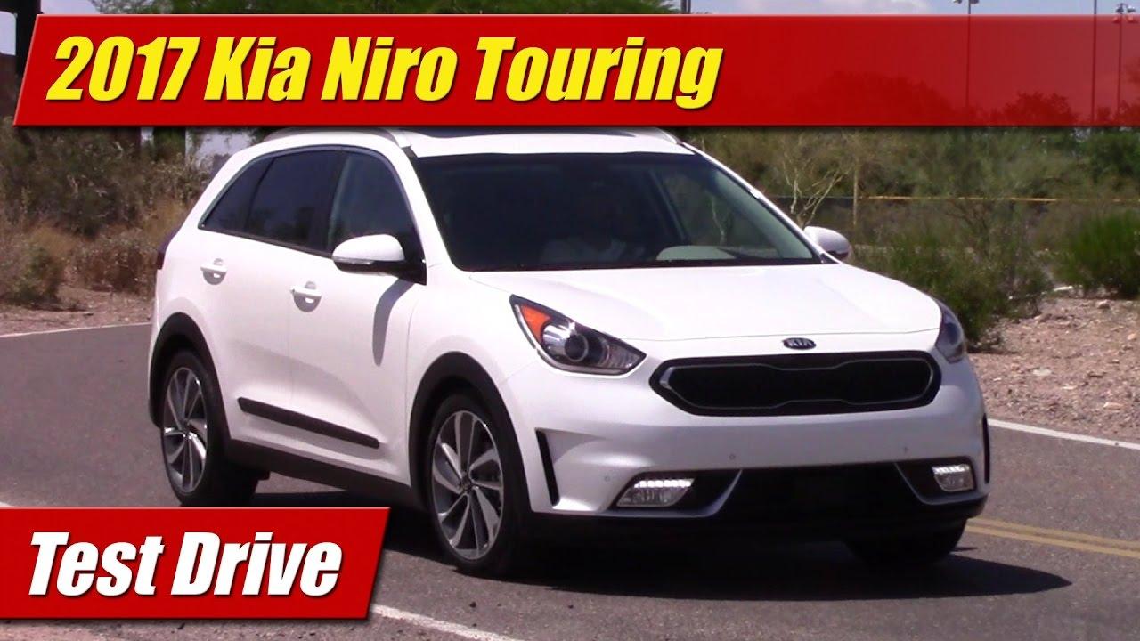 Test Drive 2017 Kia Niro Touring
