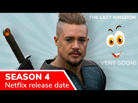The Last Kingdom Season 4 Renewed For 2019 By Netflix. Alexander Dreymon Confirms