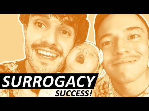 SUCCESS: The Surrogacy Process | Gay Dads FINALLY meet their Baby Girl 👶🏼 from YouTube · Duration:  11 minutes 51 seconds