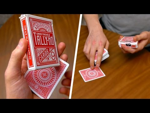 The Switch - Card Trick TUTORIAL