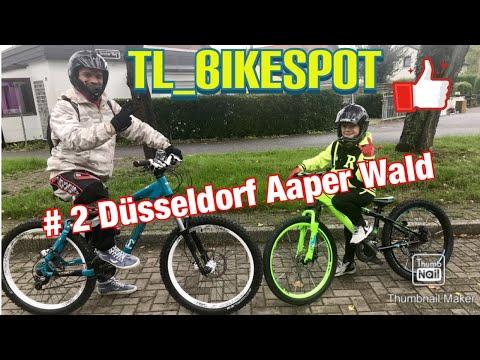 TL Bikespot MTB Düsseldorf Aaper Wald Teil 1 Mountainbike