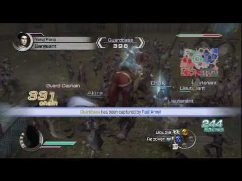 Dynasty Warriors 6: Empires - A Land in Chaos Playthrough, Part 1