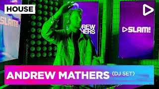 Andrew Mathers (DJ-set) | SLAM!