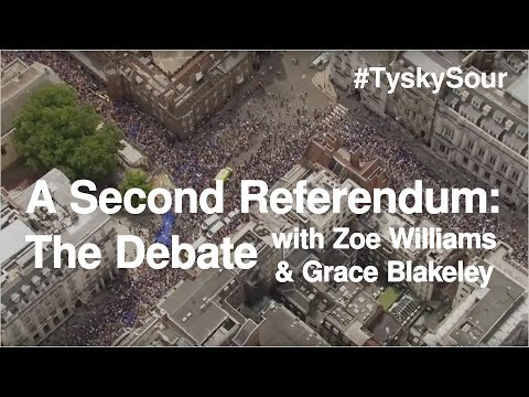 A Second Referendum: The Debate with Zoe Williams and Grace Blakeley