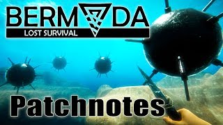 Bermuda Lost Survival | Es geht weiter! Patchnotes & Update | Gameplay German Deutsch thumbnail
