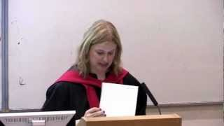 Prof. Niamh Nic Shuibhne - The Lawless Science of EU Law