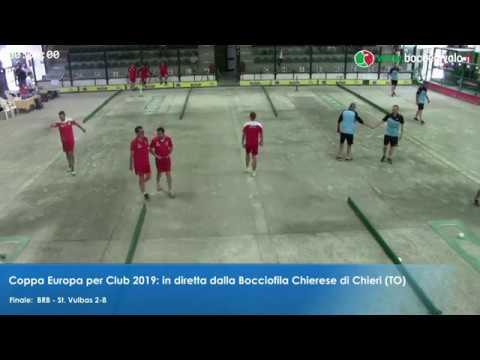 Finale Coppa Europa - Chieri (TO) 16 Giugno 2019 - 4° Parte