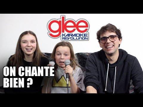 Les Larouche - Glee Karaoke Revolution