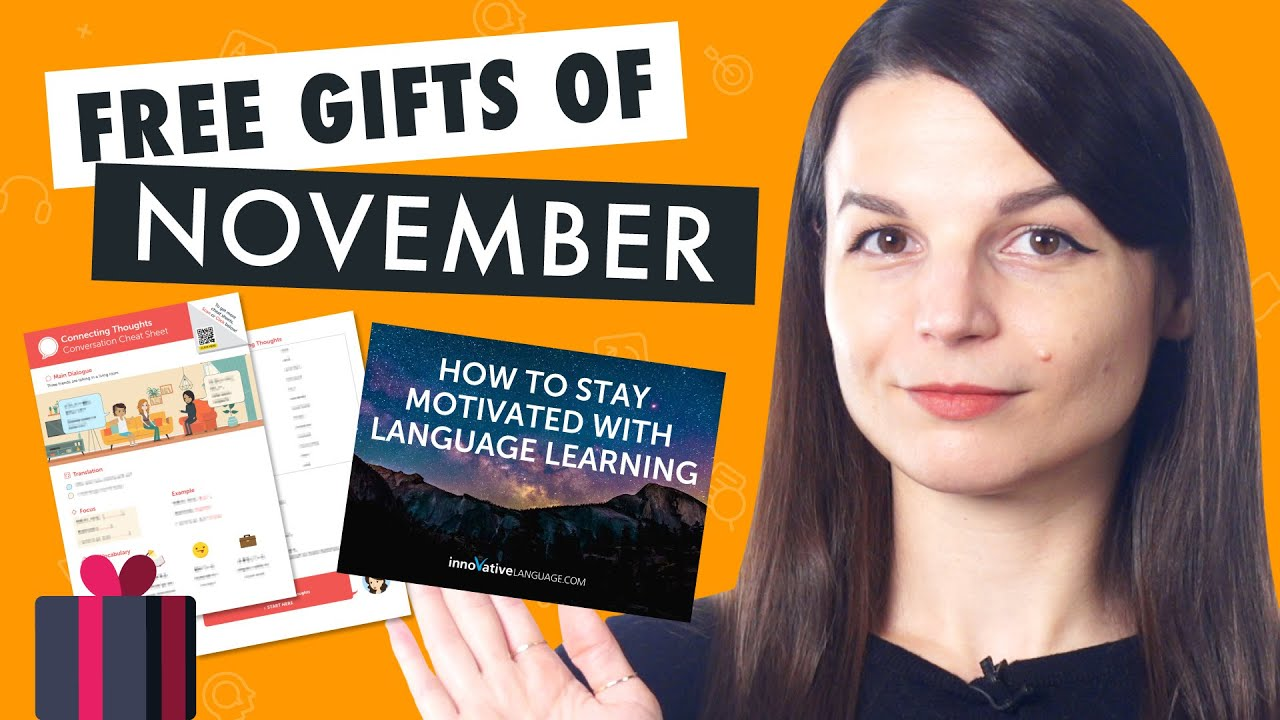 FREE Chinese Gifts of November 2020