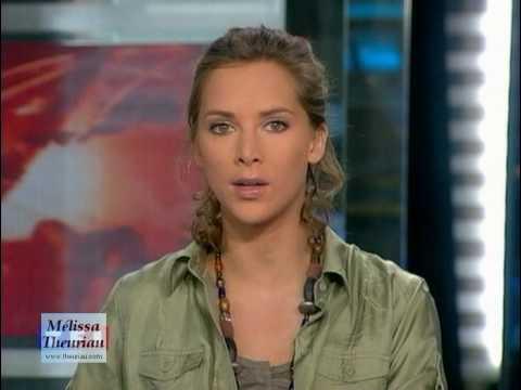Melissatheuriau French Gorgeous Hot Anchor Youtube