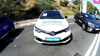 New Toyota Auris Hybrid (Black Edition)