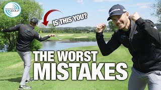 Golf Mistakes That DRIVE US CRAZY! | ME AND MY GOLF