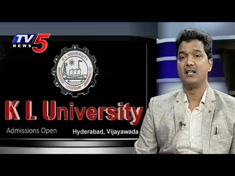 How to get Admission in KL University ? | Hyderabad | Study Time | TV5 News