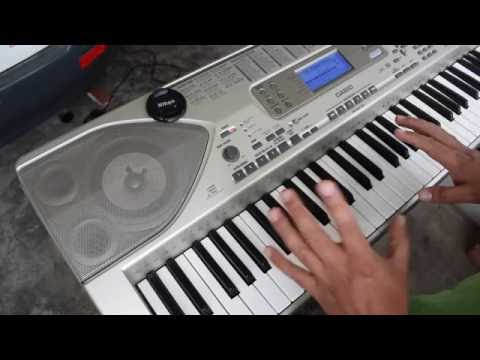 Como tocar canciones de adoracion piano basico
