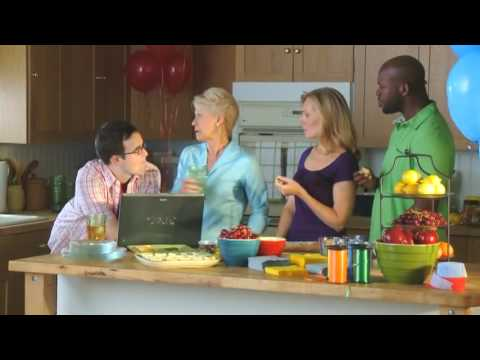 Windows 7 House Party: Hosting Your Party