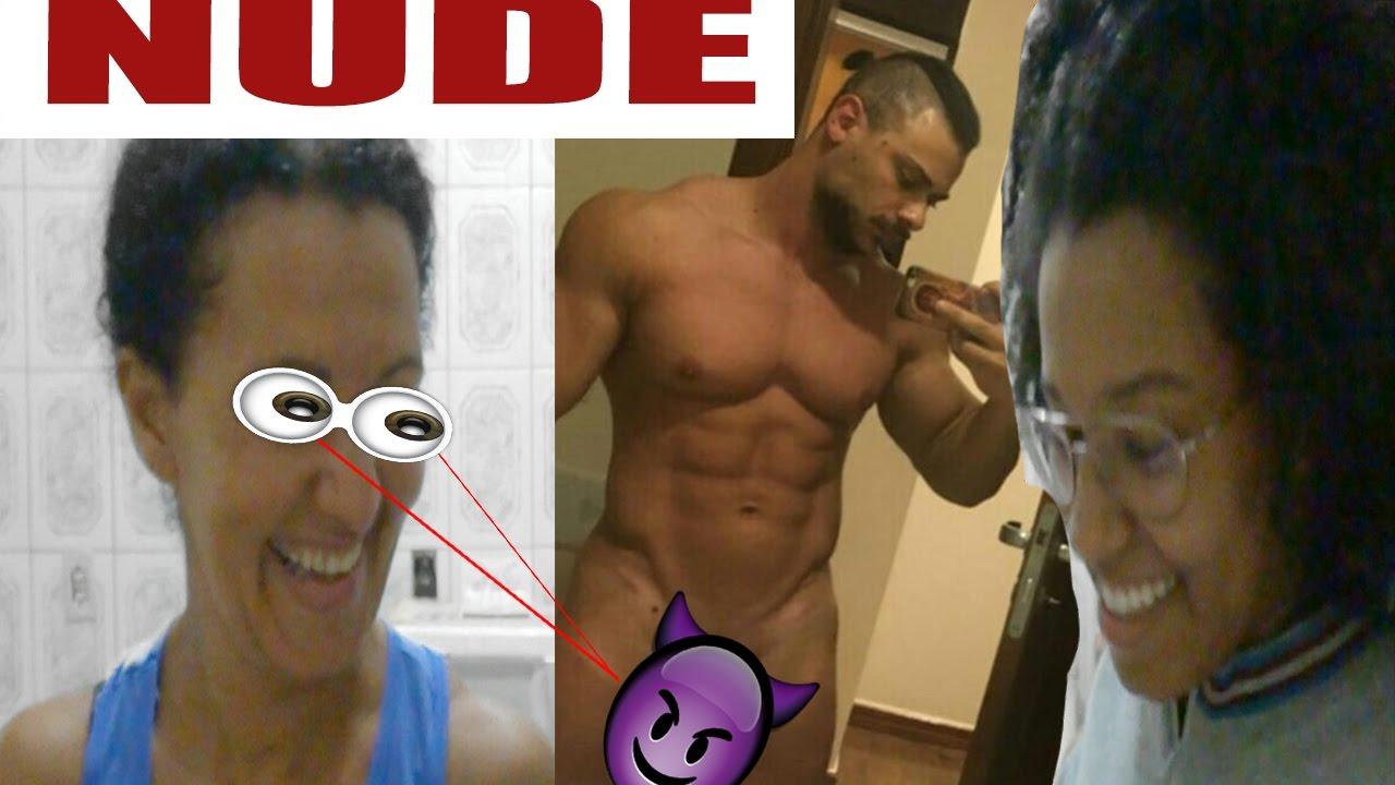 Nude do Léo Stronda - YouTube