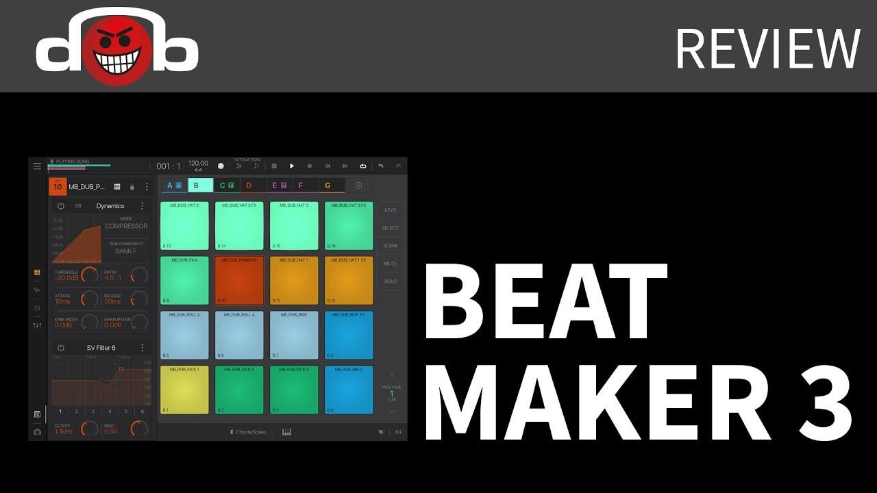 beatmaker iphone
