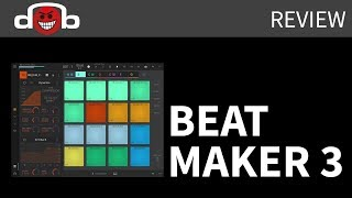 Beat Maker 3 Review   iOS DAW for Beatmakers