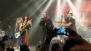 Steel Panther - Crazy Train (Ozzy Osbourne impersonation)