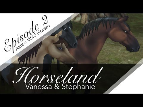 Horseland Episode 2 || Wild Horses