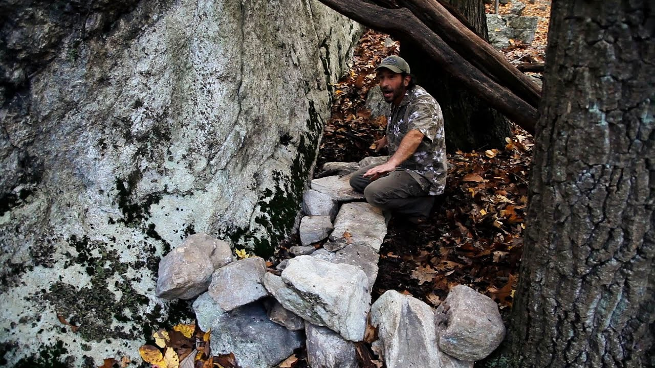 make a fireplace for an outdoor shelter survival skills youtube