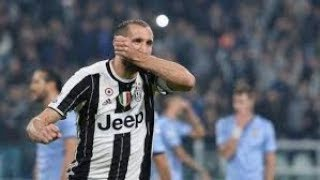 Giorgio Chiellini: Stopping Harry Kane 1-on-1 'not Going To Happen'