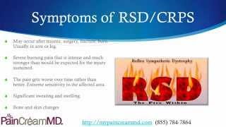 Pain Creams for RSD & CRPS from My Pain Cream MD Thumbnail