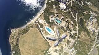 Mriya Resort Rixos Crimea  w/Phantom2 + Zenmuse H3-3D + GoPro 3 BE