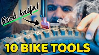 10 Bike Tools that aren't screwdrivers