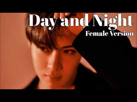 Taemin - Day and Night [Female Version]