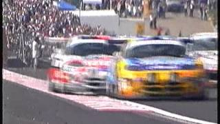 Start 24h Spa-Francrochamps 2002 : Ferrari and Lister Storm lead...