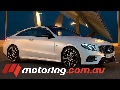 2017 Mercedes-Benz E-Class Coupe Review   First Drive