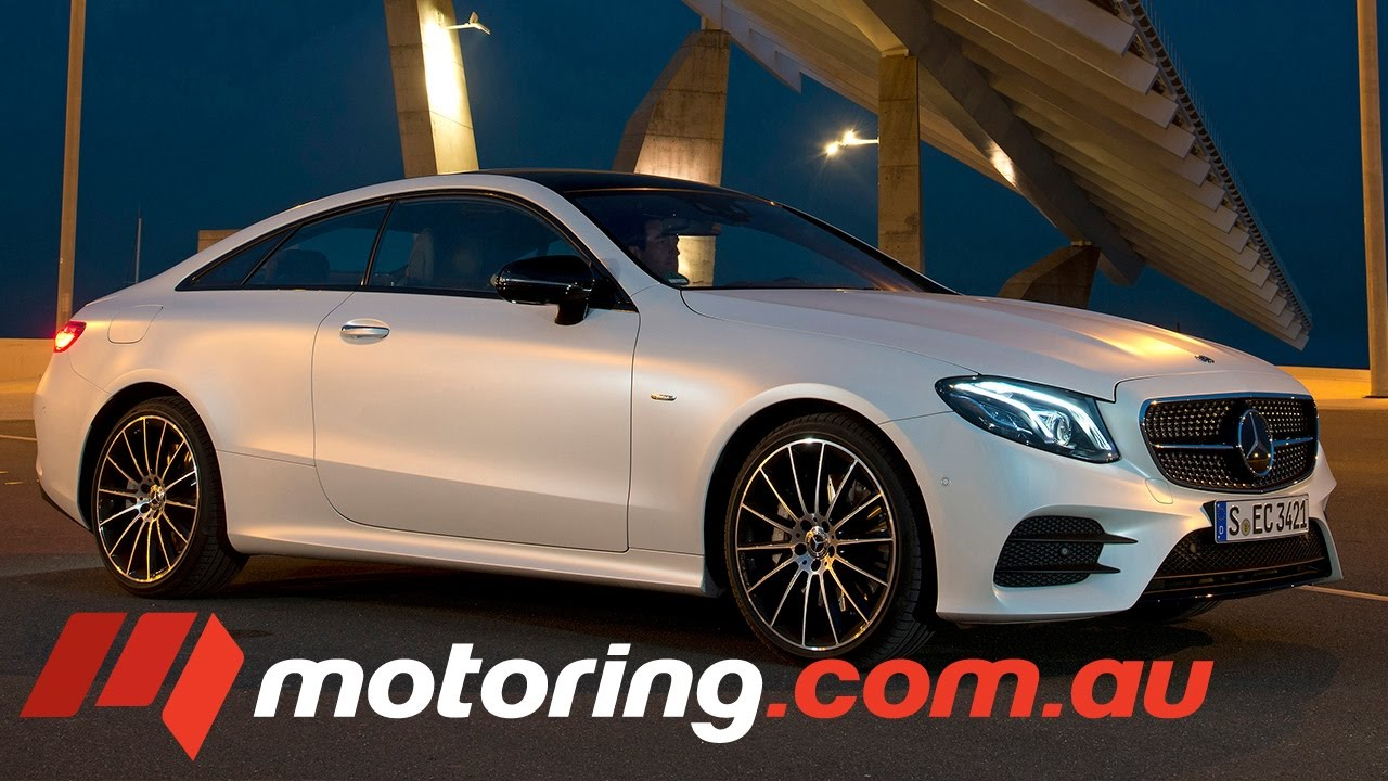 2017 Mercedes Benz E Cl Coupe Review First Drive