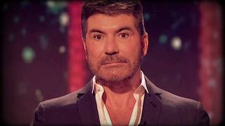 Simon Cowell best face expression........
