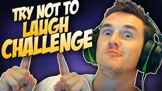 TRY NOT TO LAUGH CHALLENGE 2 (With A Twist)!